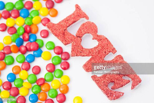 Beans, Candies and love