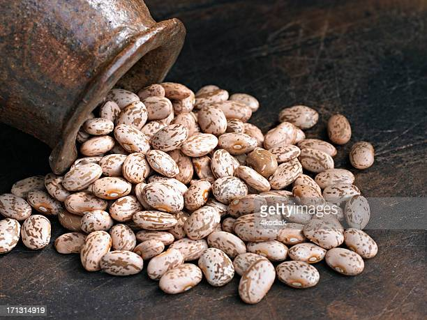 beans - pinto bean stock pictures, royalty-free photos & images