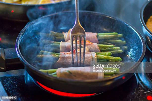 beans - hob stock photos and pictures
