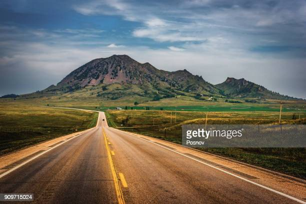 bear butte - black hills - fotografias e filmes do acervo