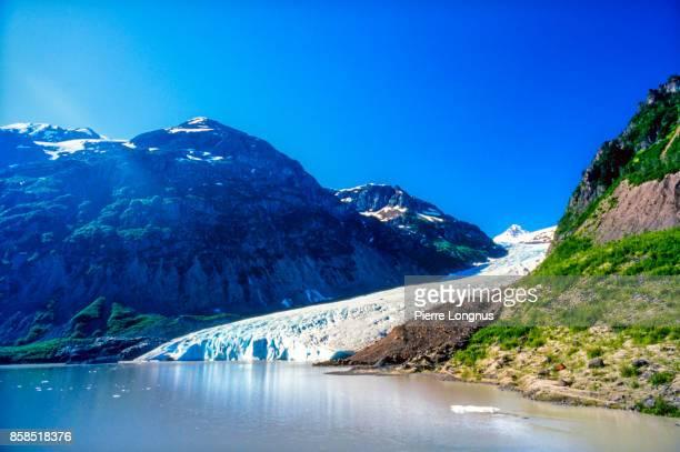 Bear Glacier - Bear Glacier Provincial Park, Stewart, British Columbia, Canada
