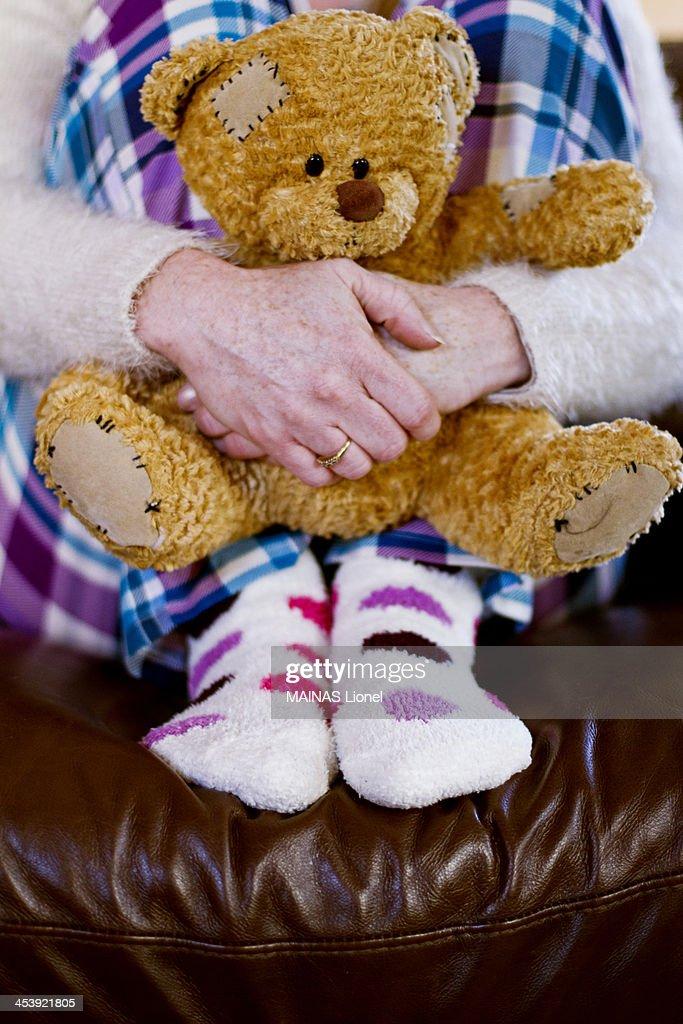 Bear hug : Photo