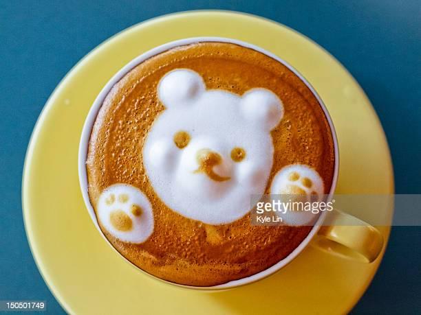 Bear latte