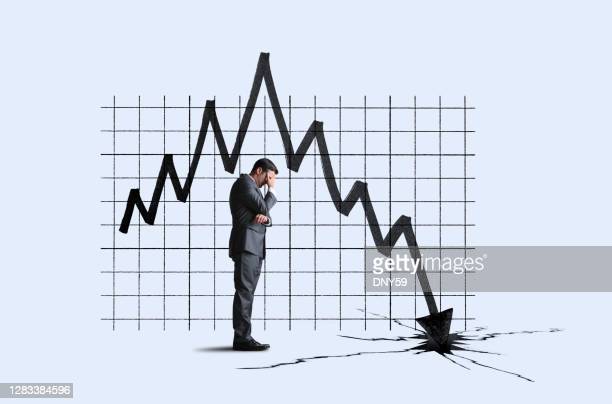 bear market - stock market crash stock pictures, royalty-free photos & images