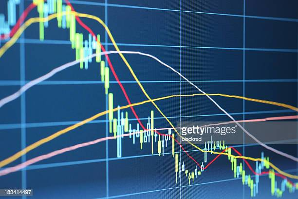 bear market - decline stock pictures, royalty-free photos & images