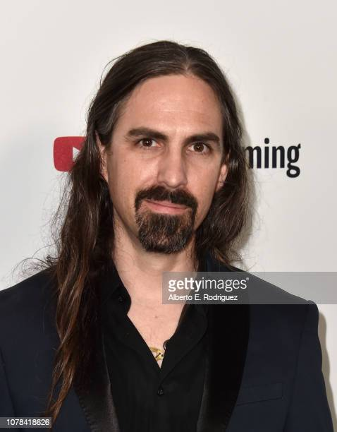 Bear McCreary attends The 2018 Game Awards at Microsoft Theater on December 06, 2018 in Los Angeles, California.