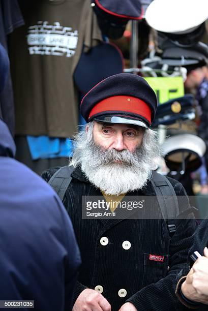 Bearded general
