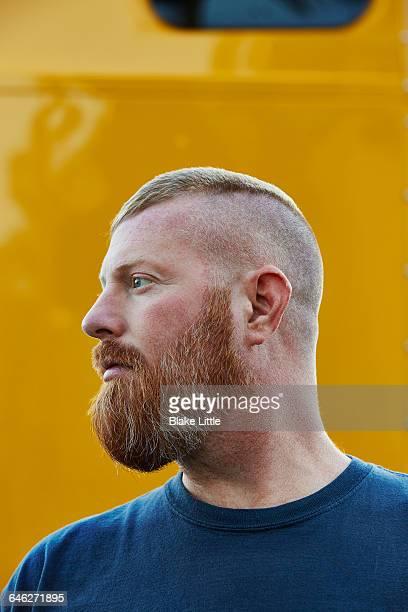 Bearded Man, Profile