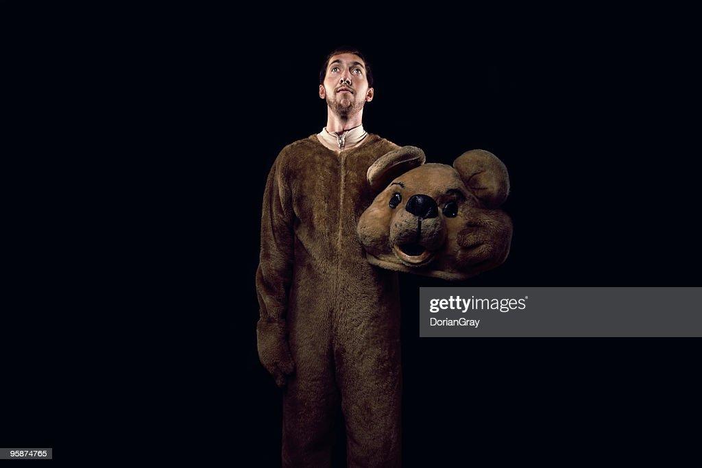 bearman : Stock Photo