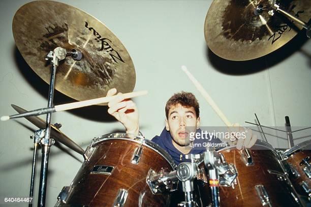 Beastie Boys' Adam Yauch on the Drums