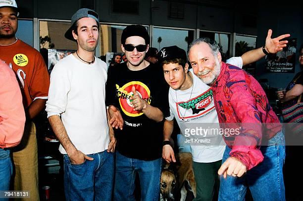 Beastie Boys and Hale Milgram