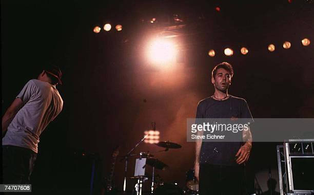 Beastie Boys at the Roseland in New York City New York