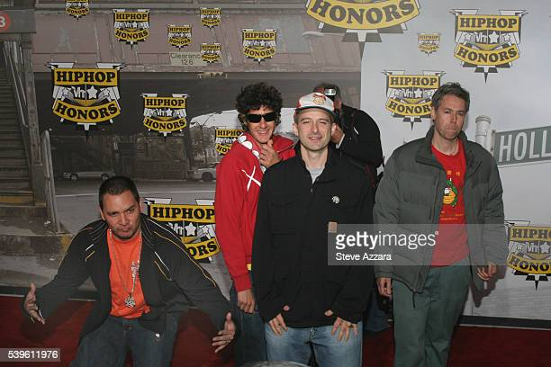 Beastie Boys at the third annual VH1 Hip Hop Honors held at the Hammerstein Ballroom in New York City