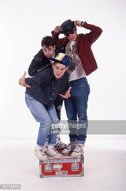 Beastie Boys from Adam Horovitz Adam Yauch Mike Diamond