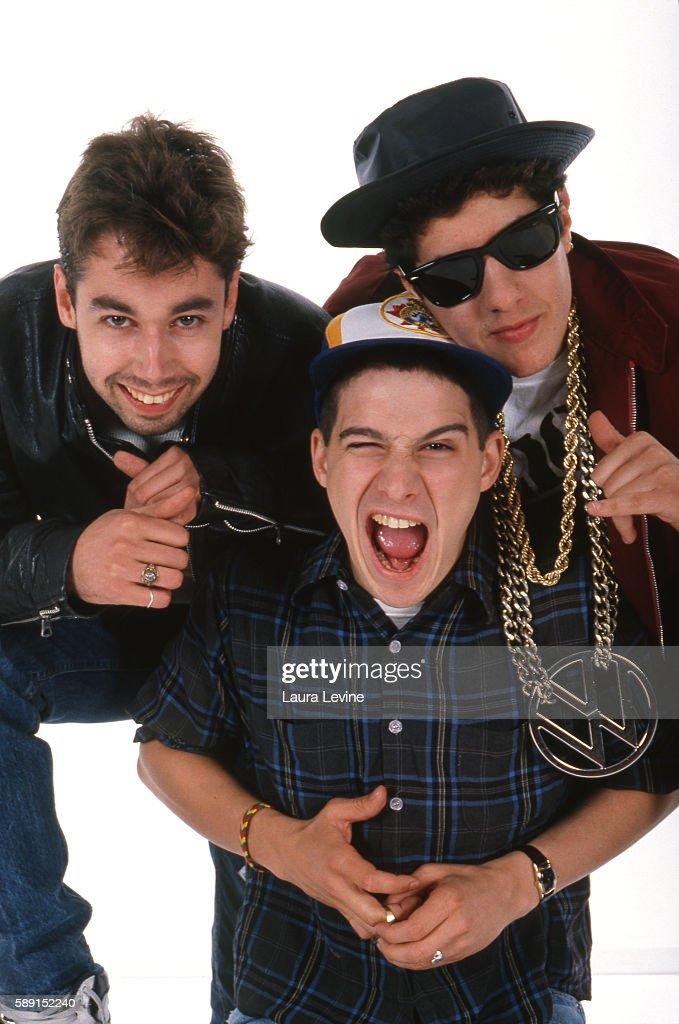 Adam Yauch (MCA), Adam Horovitz (Ad-Rock), Mike Diamond (Mike D).