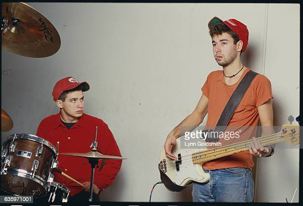 Beastie Boys Playing Instruments