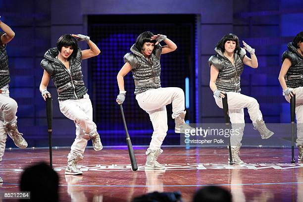 Beat Freaks During The Taping Of Randy Jackson Presents Americas Best Dance Crew Season