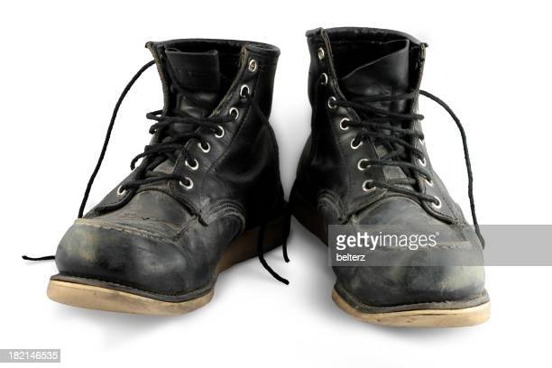 beat up boots