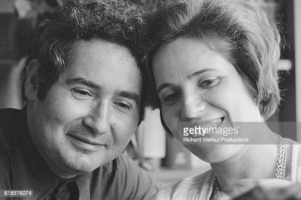 Beate Klarsfeld author and Nazi hunter with her husband Serge Klarsfeld is sentenced for a kidnapping attempt In March 1971 Beate Klarsfeld tracked...