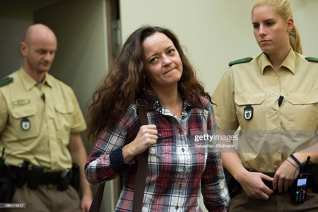 Beate Zschaepe To Break Her Silence In NSU Trial