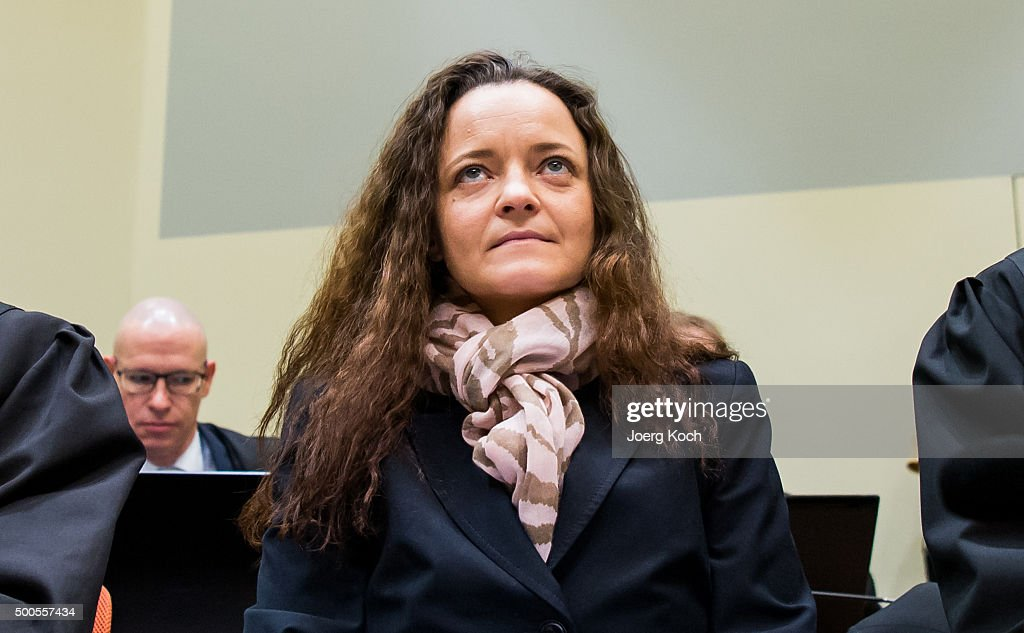 Beate Zschaepe Finally Testifies In NSU Trial
