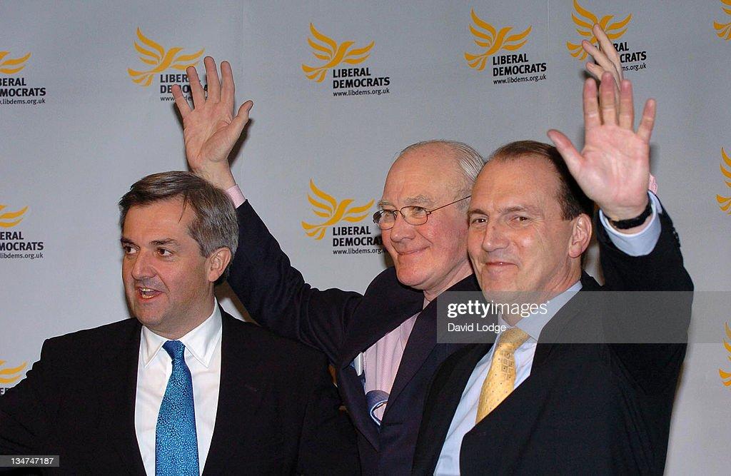 Liberal Democrats Leadership Election - Winner Announced