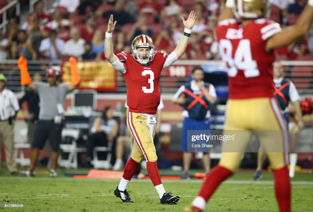 Los Angeles Chargers v San Francisco 49ers : News Photo