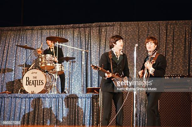 Beatles live at Dodger Stadium LA August 28 1966