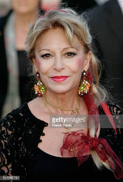 Beatrice Agenin attends the 25th Moliere Awards Ceremony at Maison Des Arts on April 17 2011 in Creteil France