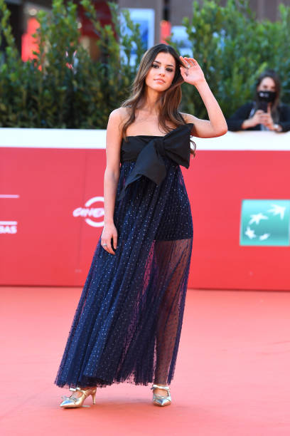 "ITA: ""Maledetta Primavera""  Red Carpet - 15th Rome Film Festival 2020"
