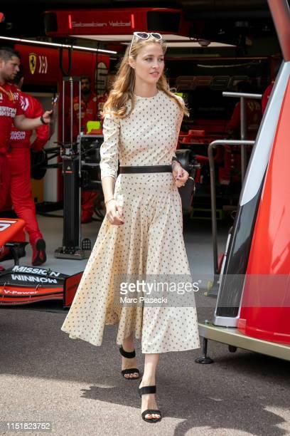 Beatrice Borromeo attends the F1 Grand Prix of Monaco on May 26, 2019 in Monte-Carlo, Monaco.