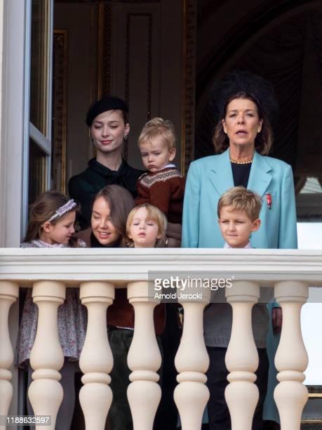 Beatrice Borromeo Francesco Casiraghi Princess Caroline of Hanover India Casiraghi Alexandra of Hanover Stefano Casiraghi and Alexandre Casiraghi...