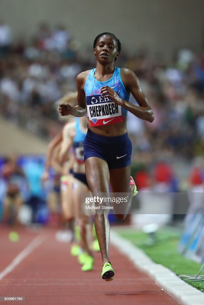 IAAF Diamond League - Meeting Herculis Monaco 2017 : News Photo