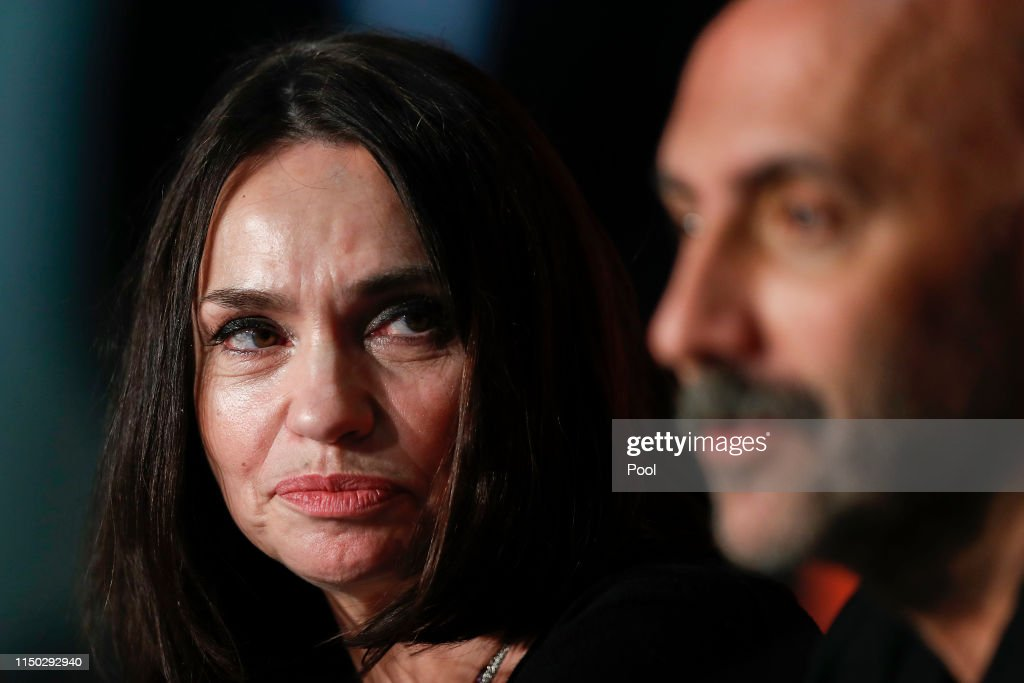 "FRA: ""Lux Aeterna"" Press Conference - The 72nd Annual Cannes Film Festival"