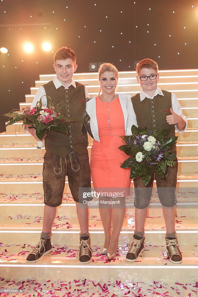 'Beatrice Egli - Die grosse Show der Traeume' From Berlin : Fotografía de noticias