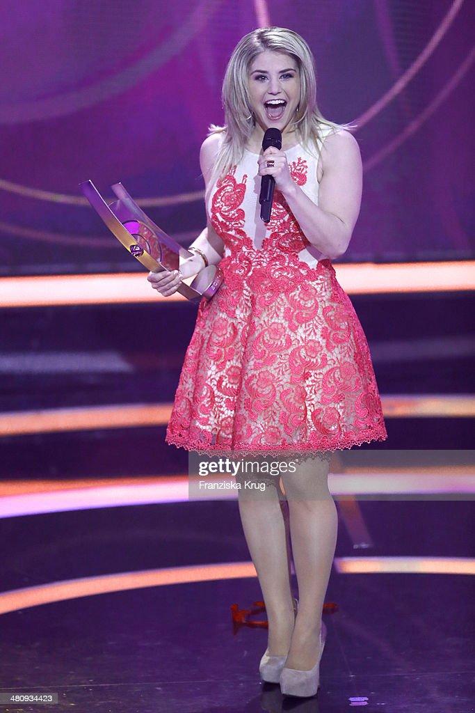 Echo Award 2014 - Show : Nachrichtenfoto