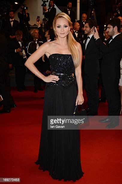Beatrice Rosen attends the 'Only God Forgives' Premiere during the 66th Annual Cannes Film Festival at Palais des Festivals on May 22 2013 in Cannes...