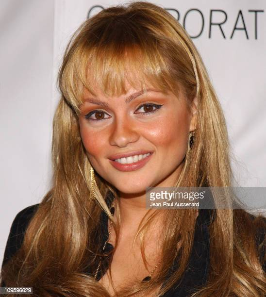 Beatrice Rosen during CBS/Paramount/UPN/Showtime/King World 2006 TCA Winter Press Tour Party - Arrivals at The Wind Tunnel in Pasadena, California,...