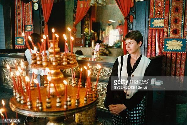 Back In Malaysia Béatrice SAUBIN une Française qui avait été condamnée à mort en 1982 en Malaisie pour trafic de drogue et dont la peine avait été...