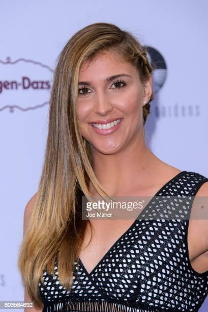 Beatriz Haddad Maia attends the WTA PreWimbledon party at Kensington Roof Gardens on June 29 2017 in London England