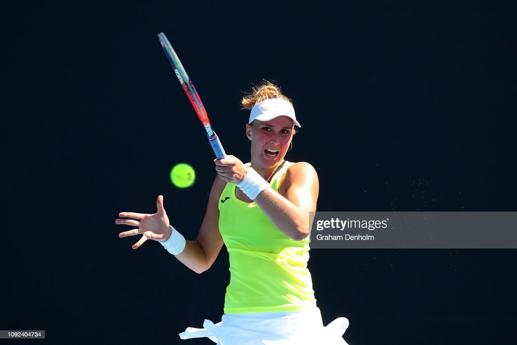 2019 Australian Open Qualifying - Day 4 : News Photo