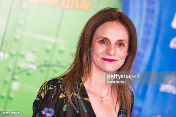 Beatriz Navas attends 'La Lista de Los Deseos' Madrid Premiere photocall at Callao City Lights cinema on July 2 2020 in Madrid Spain This is the...