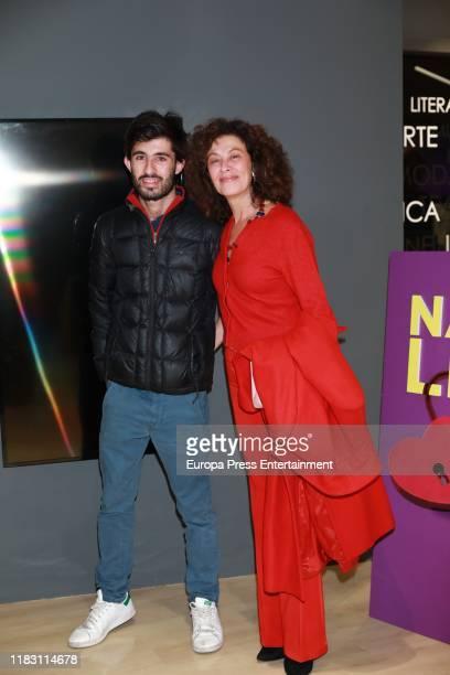 Beatriz Perez Aranda attends the presentation of 'Nacida libre' on October 23, 2019 in Madrid, Spain.