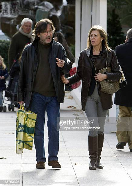 Beatriz Perez Aranda is seen on December 17 2012 in Madrid Spain