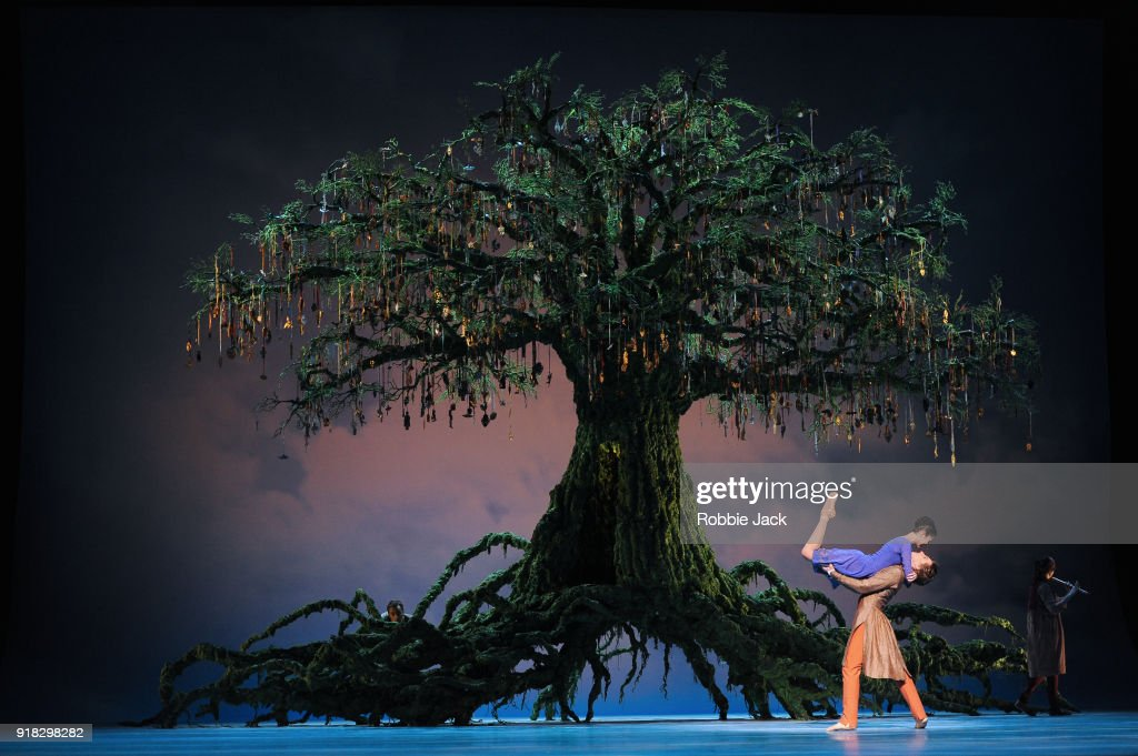 The Royal Ballet's Production Of Christopher Wheeldon's The Winter's Tale At The Royal Opera House : News Photo