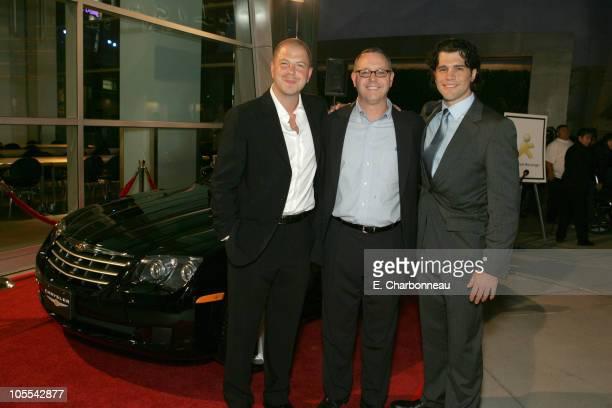 Beau Bauman producer Mark R Heber Chrysler and Jeff Wadlow director