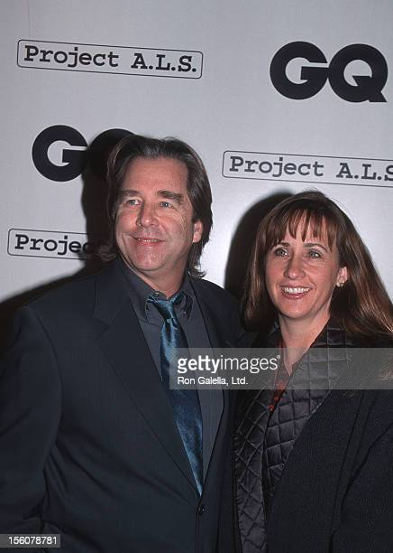 Beau Bridges and Wendy Bridges during 2nd Annual Project ALS GQ Magazine Party at The Factory in Hollywood California United States