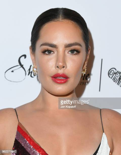 Beau Dunn attends Marie Claire's 5th Annual 'Fresh Faces' at Poppy on April 27 2018 in Los Angeles California
