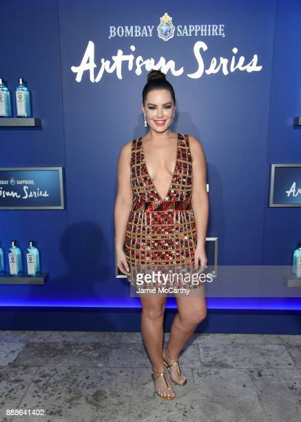 Beau Dunn attends the 8th Annual Bombay Sapphire Artisan Series Finale Hosted By Issa Rae at Villa Casa Casuarina on December 8 2017 in Miami Beach...