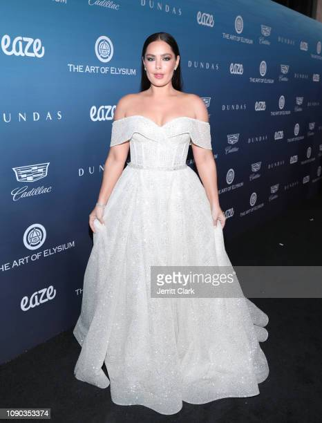 Beau Dunn attends The Art Of Elysium's 12th Annual Celebration Heaven Arrivals on January 05 2019 in Los Angeles California